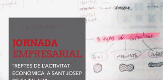 Reptes de l'activitat econòmica a Sant Josep. Jornada Empresarial